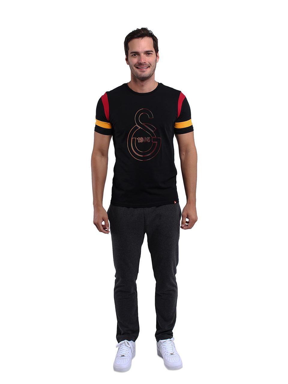 Galatasaray Erkek Çizgi Logo T-shirt E201126