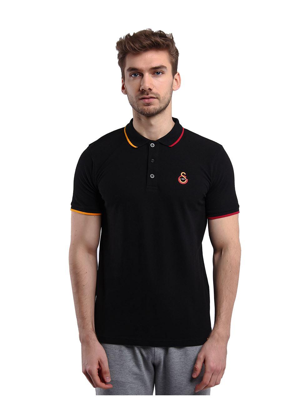 Galatasaray Erkek  Polo T-shirt E201141