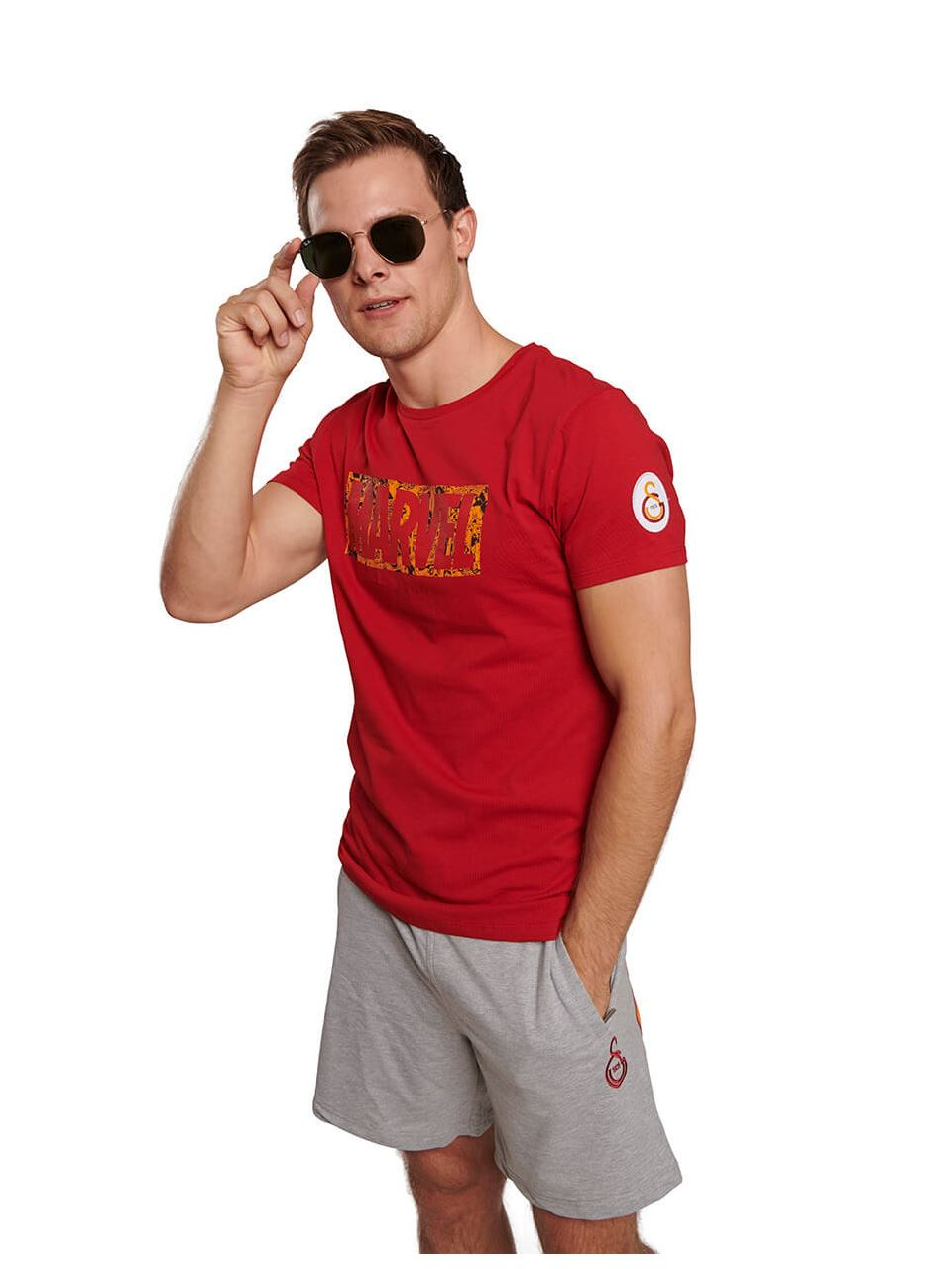 Galatasaray Marvel T-shirt E201229