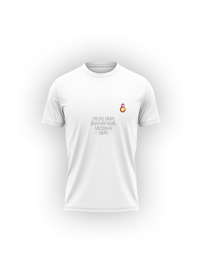 Galatasaray Fikri Hür  Erkek T-shirt E211700
