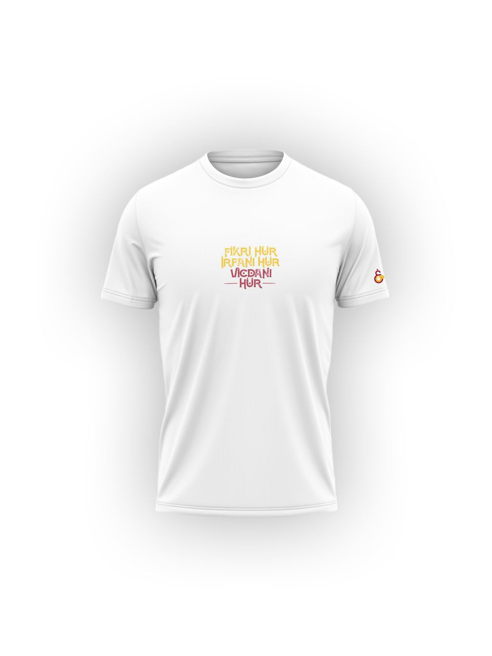 Galatasaray Fikri Hür Erkek T-shirt E211701