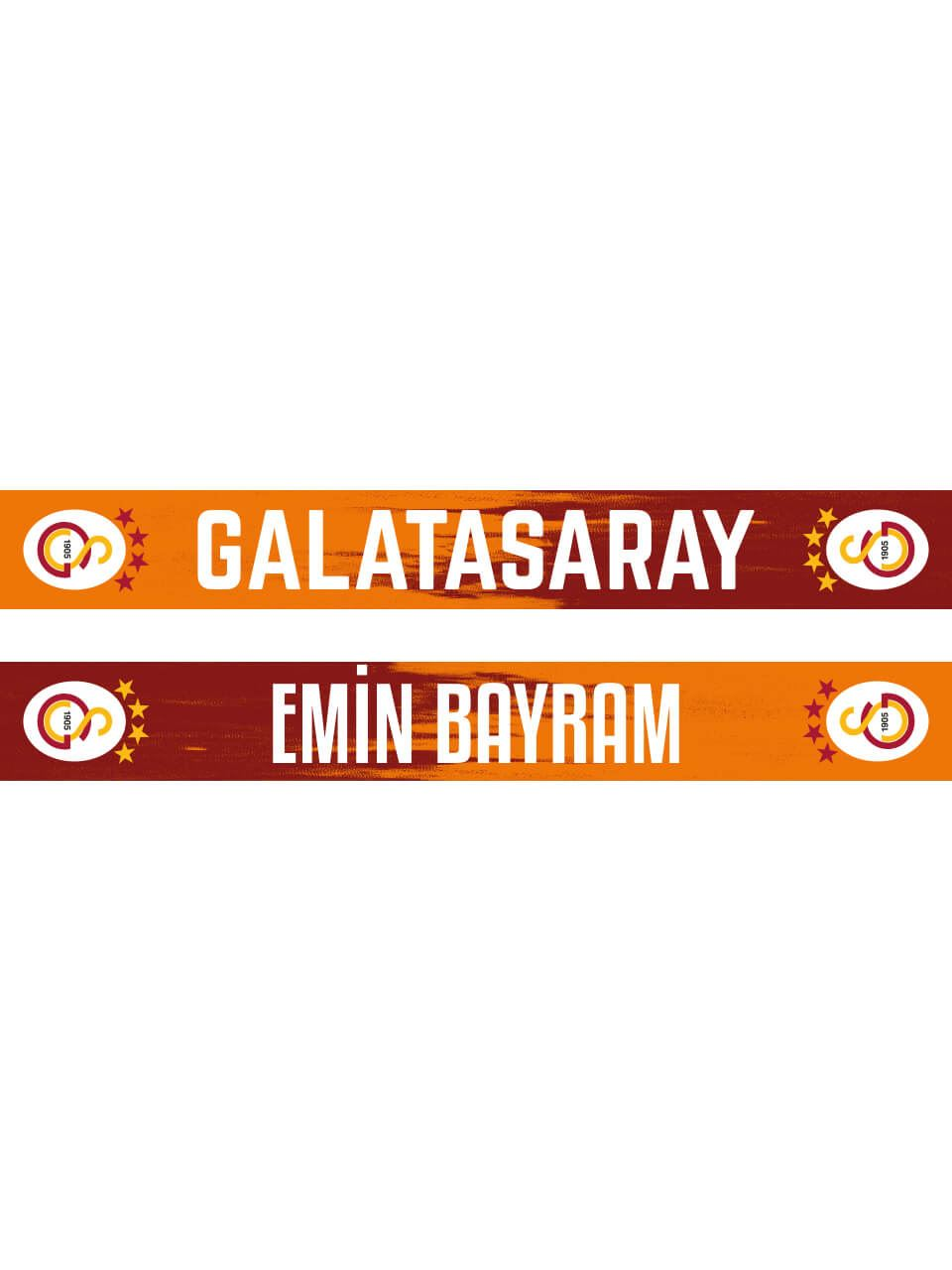 EMİN BAYRAM GALATASARAY ŞAL ATKI U999028