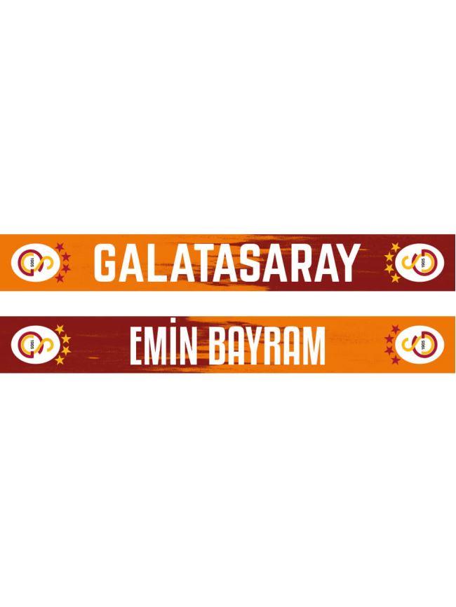Emin Bayram Galatasaray Şal Atkı U999028