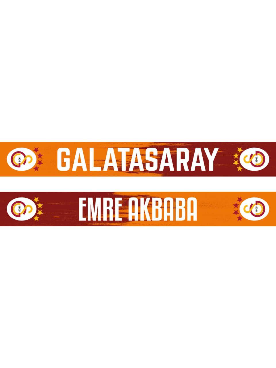 EMRE AKBABA GALATASARAY ŞAL ATKI U999008