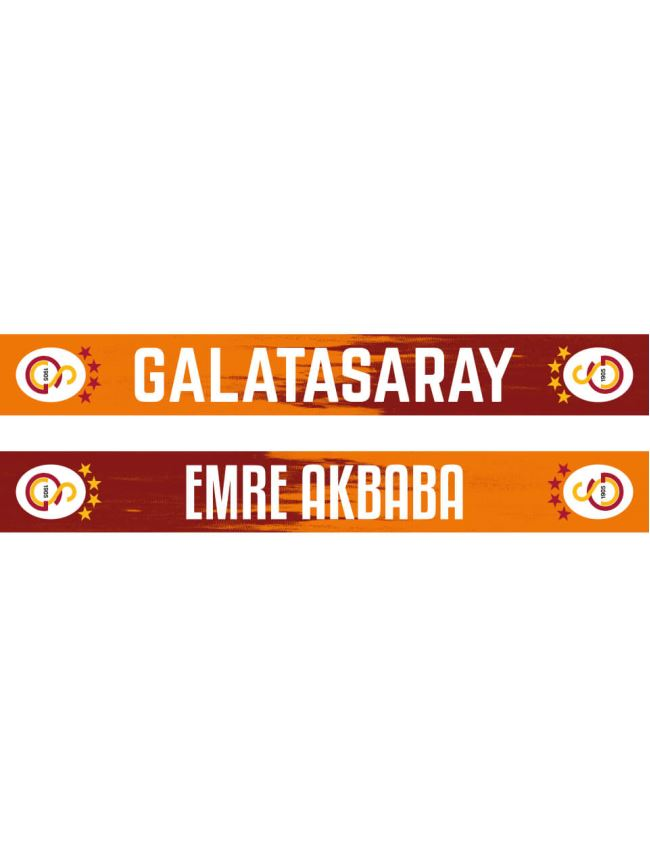 Emre Akbaba Galatasaray Şal Atkı U999008