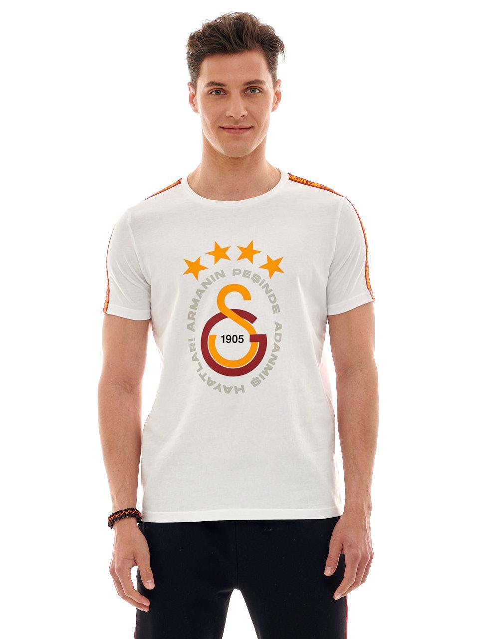 Galatasaray ultrAslan Erkek T-shirt E211045