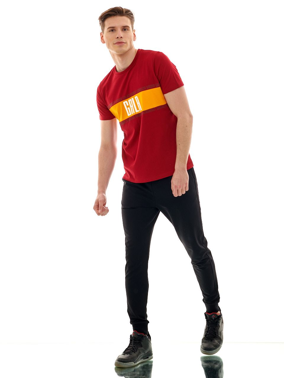 Galatasaray Gala Erkek T-shirt E211053