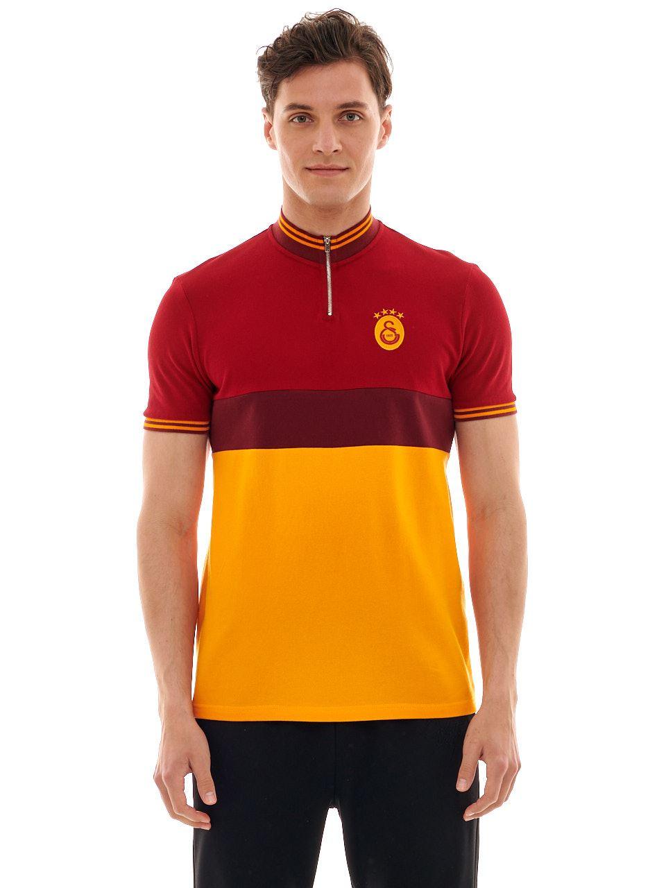 Galatasaray Erkek Polo T-shirt E211030
