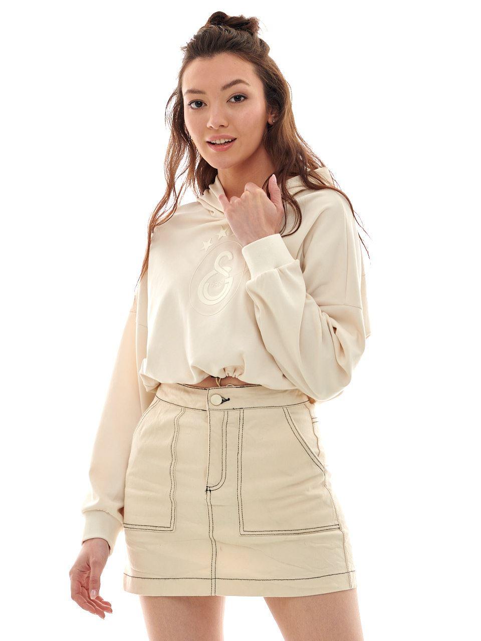 Galatasaray Forever Kadın Sweatshirt K211116