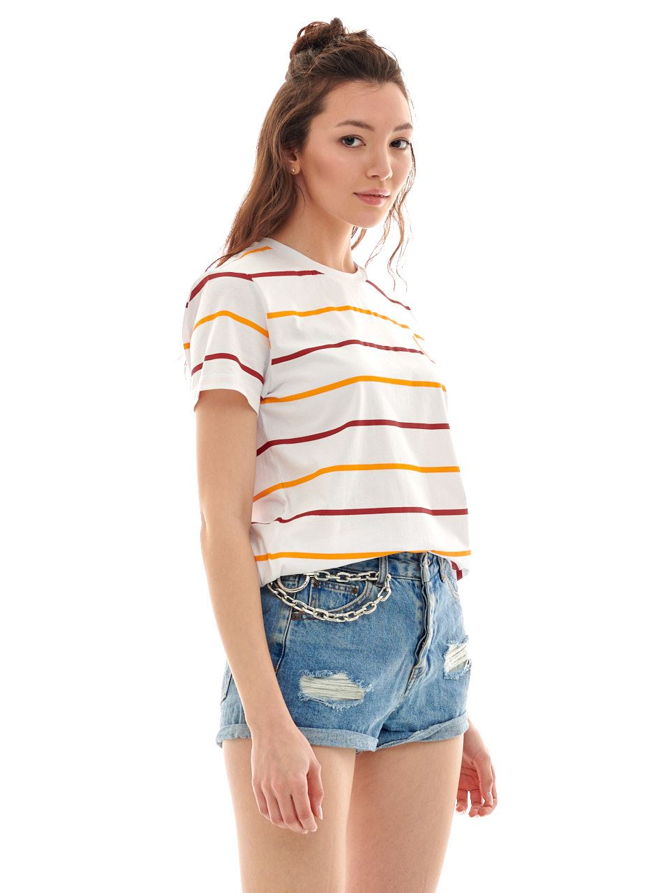 Galatasaray Kadın T-shirt K211124
