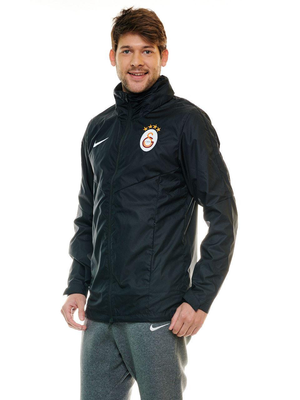 Nike Galatasaray Yağmurluk (Siyah) 893796-010