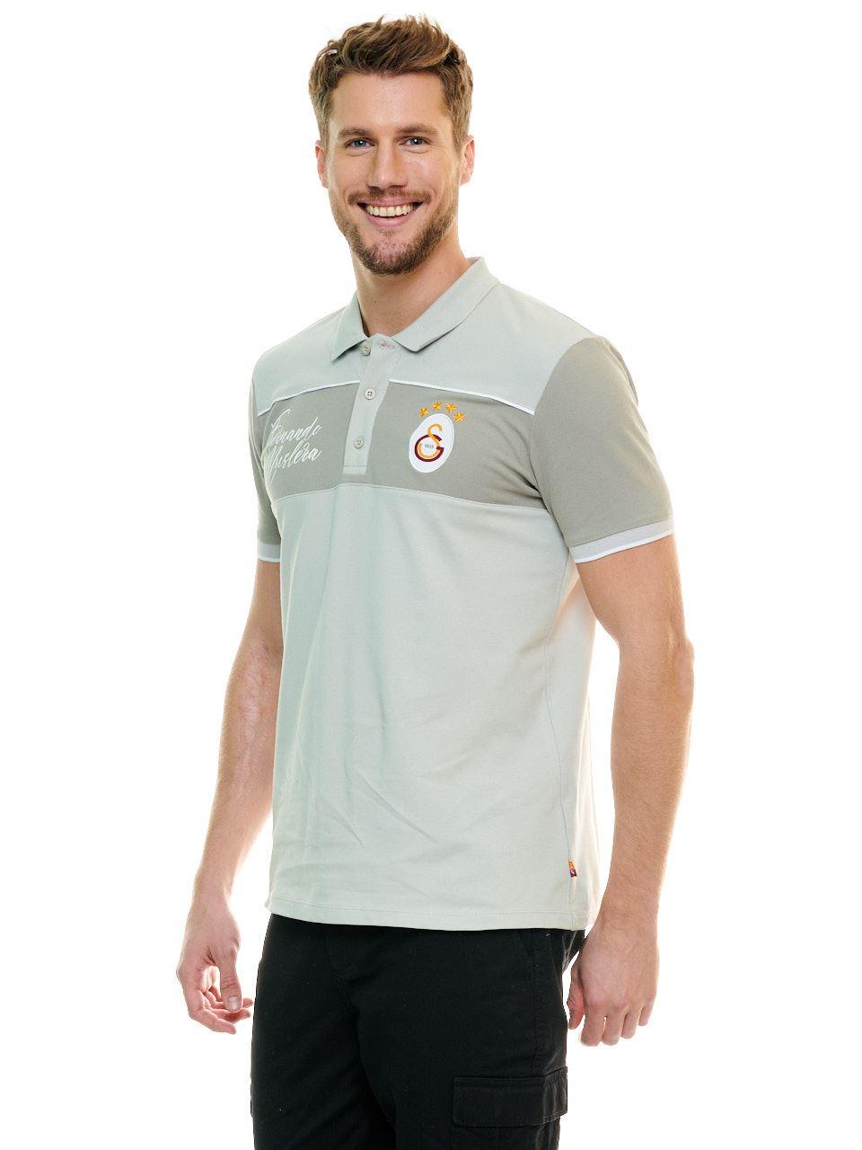 Galatasaray Muslera Erkek Polo T-Shirt E202261