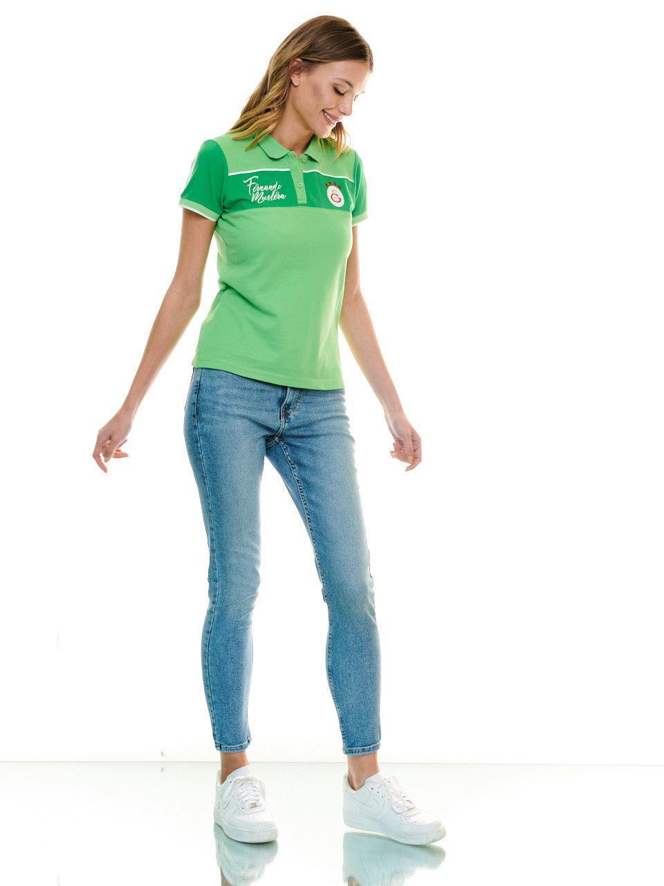 Galatasaray Muslera Kadın Polo T-Shirt K202261
