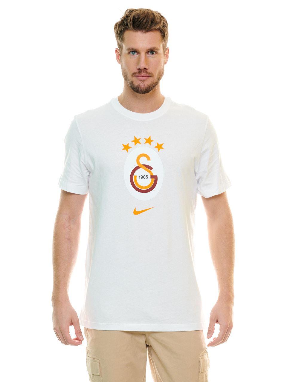 Nike Galatasaray Logo Erkek T-shirt Aq7501-100