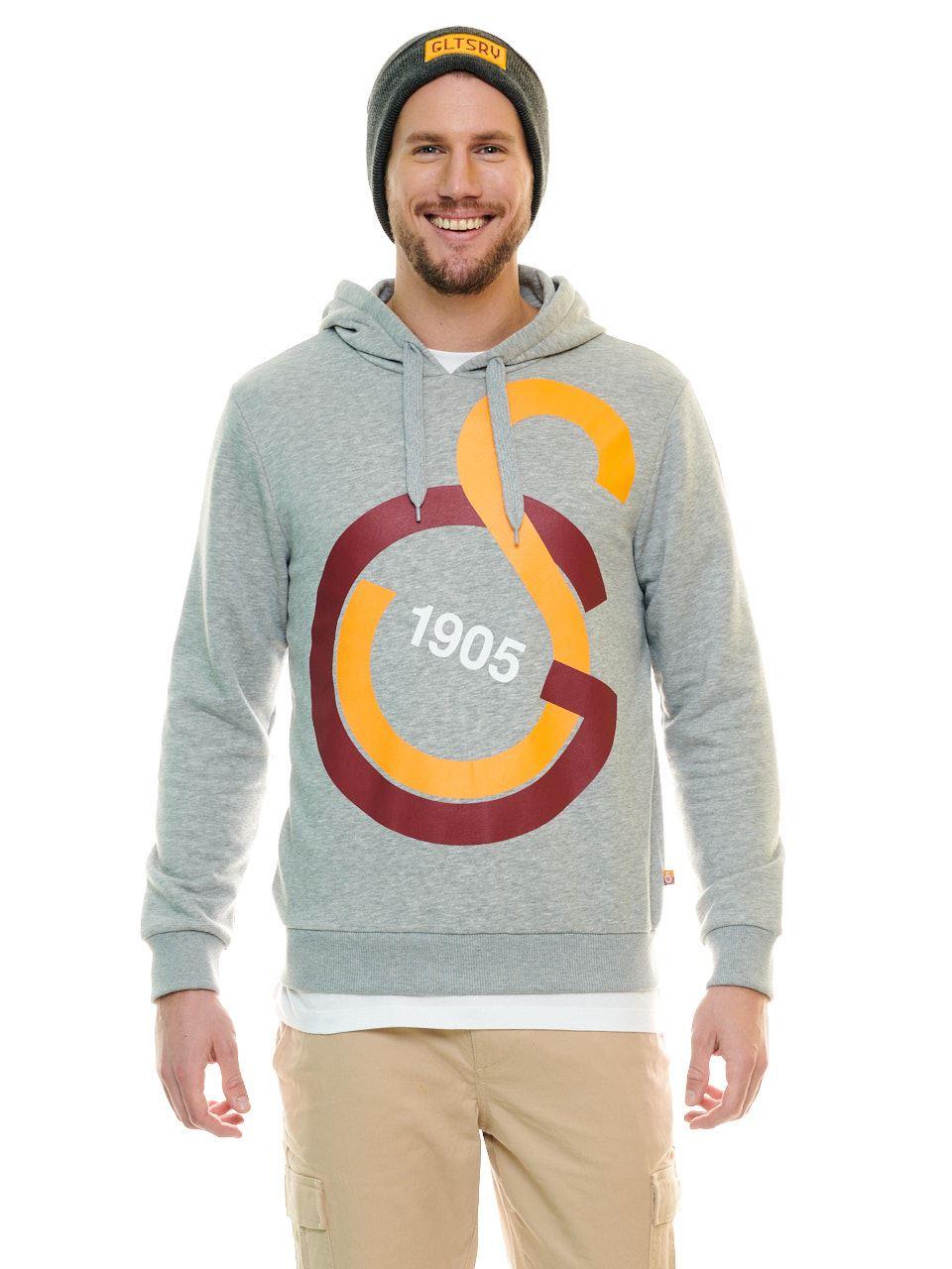 Galatasaray Erkek Büyük GS Logolu Sweatshirt E88152