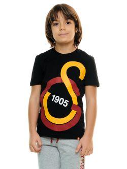 Galatasaray Çocuk Büyük GS Logolu T-Shirt C88151