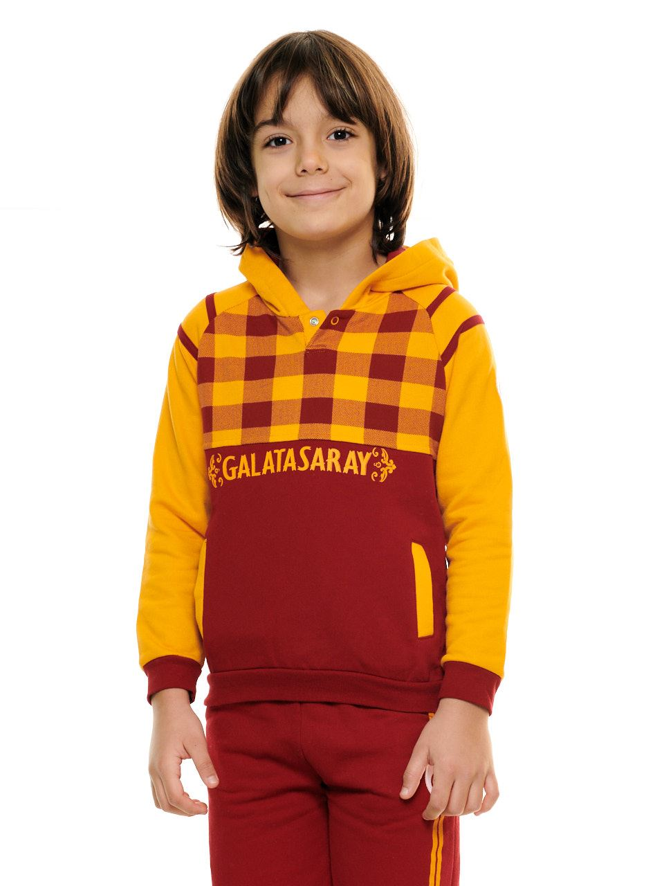 C21793 Zb952 Kapşonlu Sweat