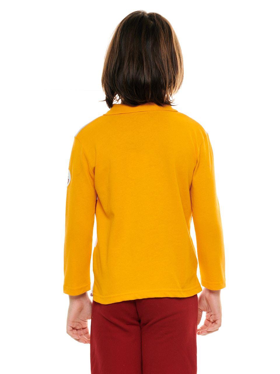C21583 Polo  Yaka T-shirt Zb808