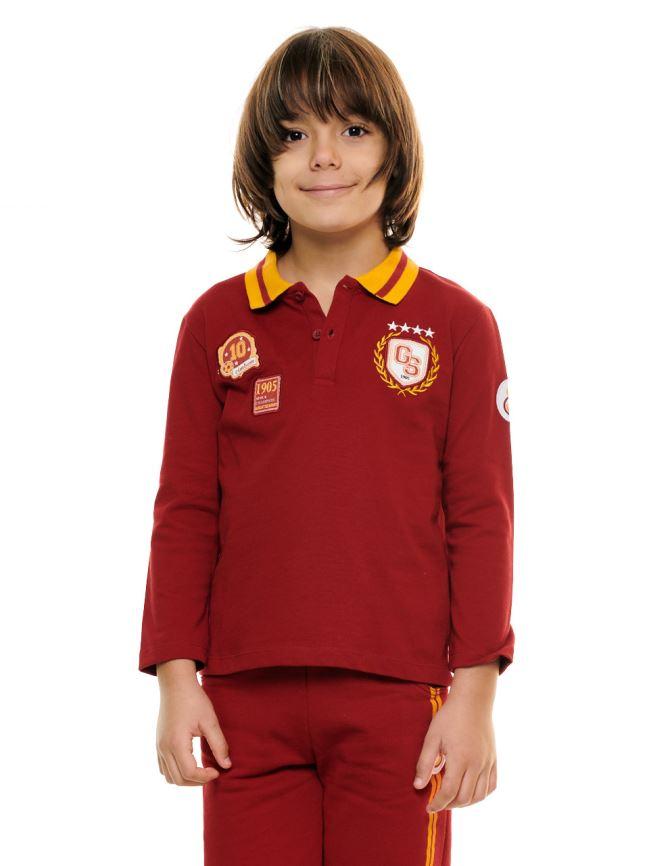 C21792 Zb951 Polo Yaka T-shirt