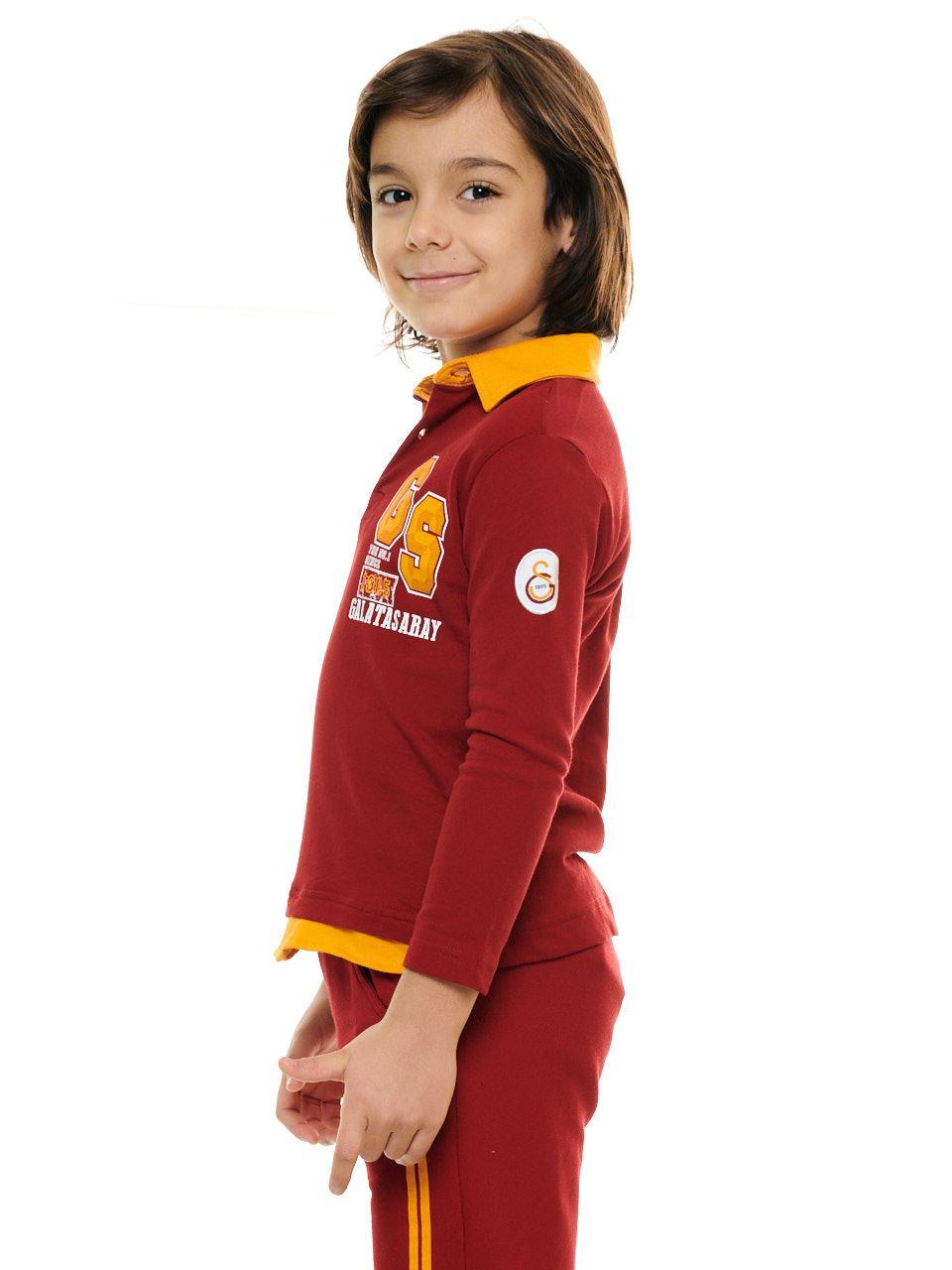 C21585 Polo Yaka T-shirt Zb810