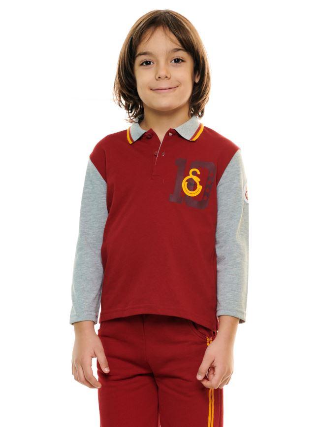 C21584 Polo  Yaka T-shirt Zb809