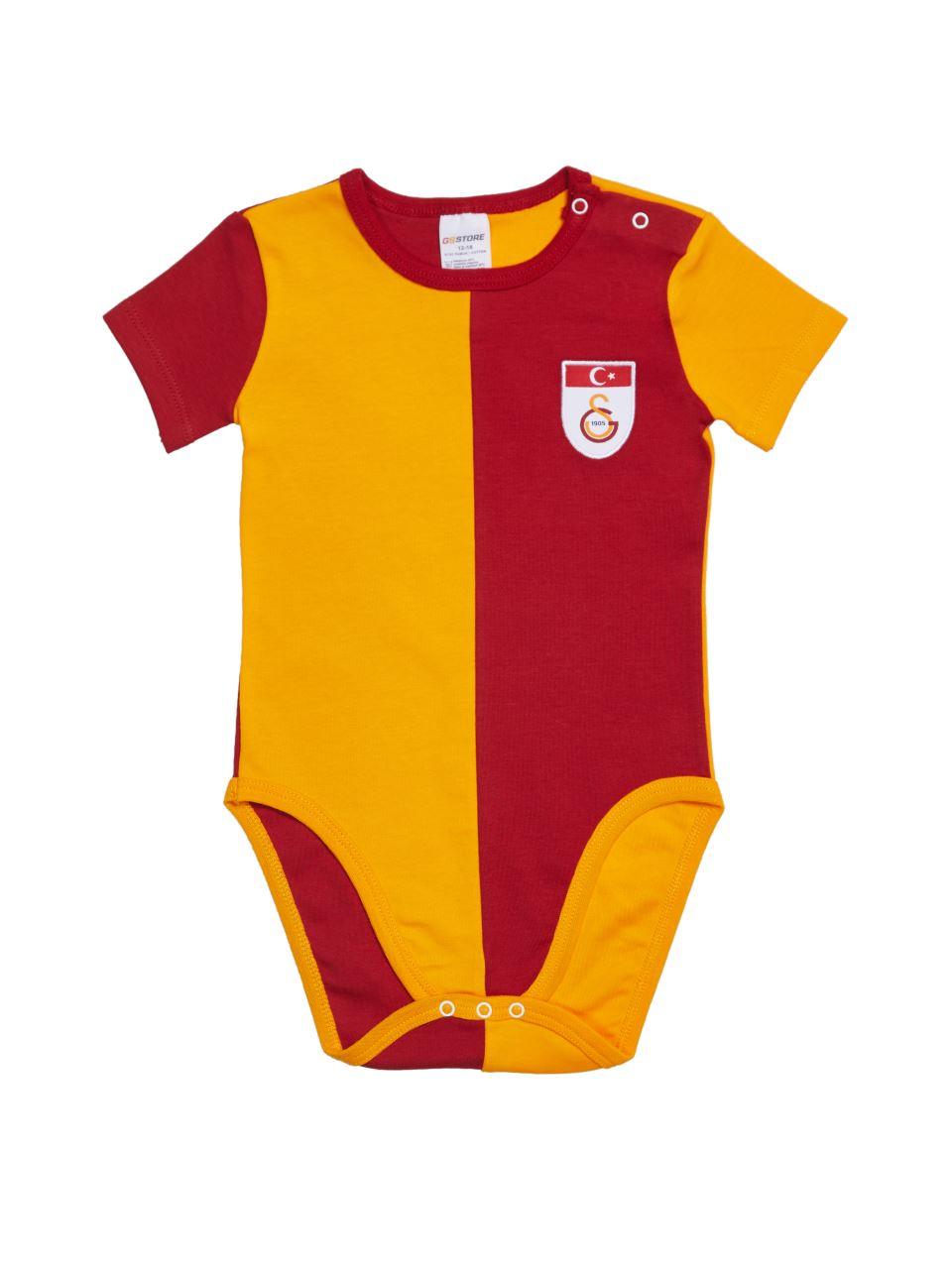 Galatasaray Metin Oktay Kısa Kollu Body B88136