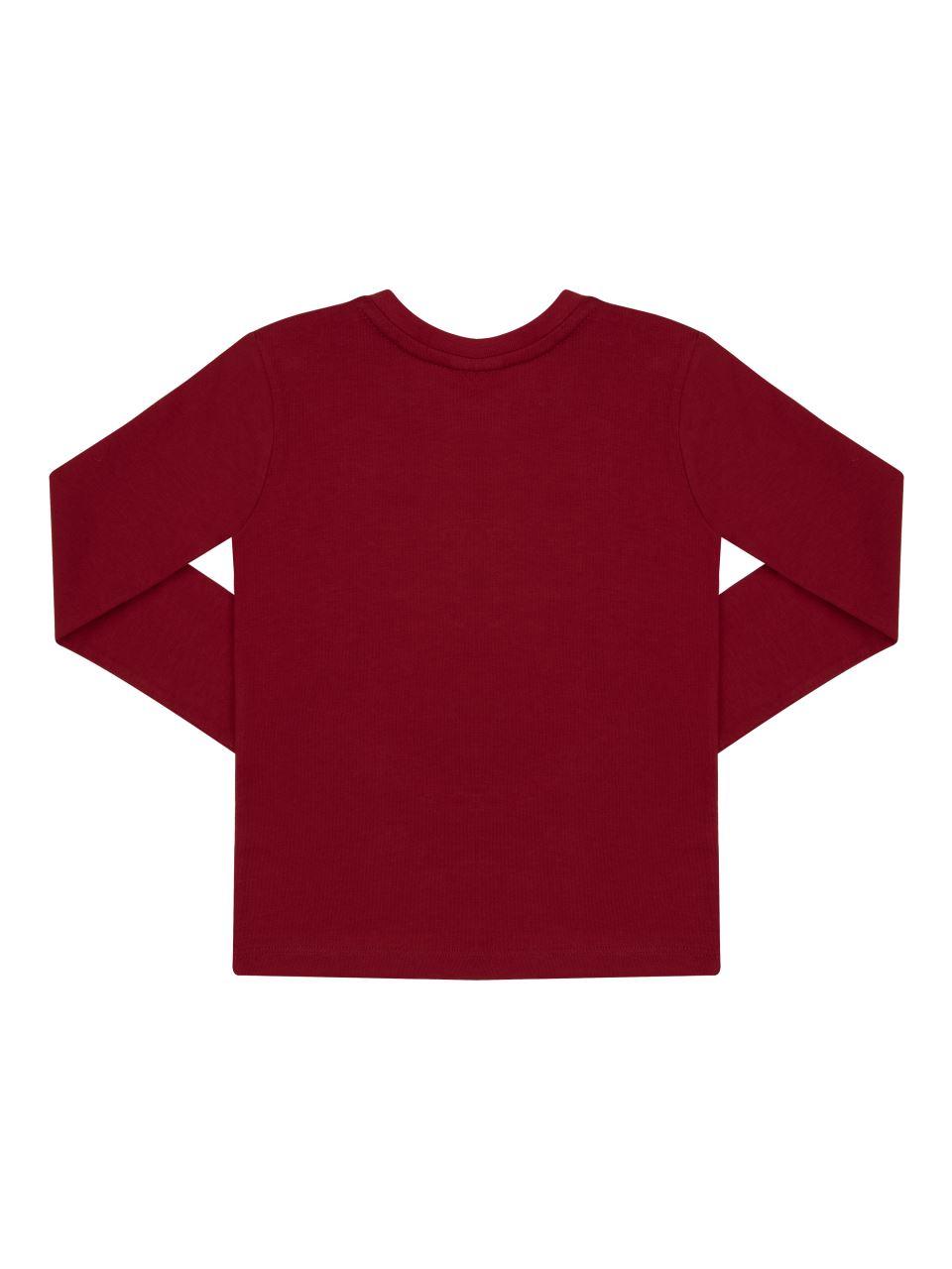 B95047 Uzun Kollu T-shirt
