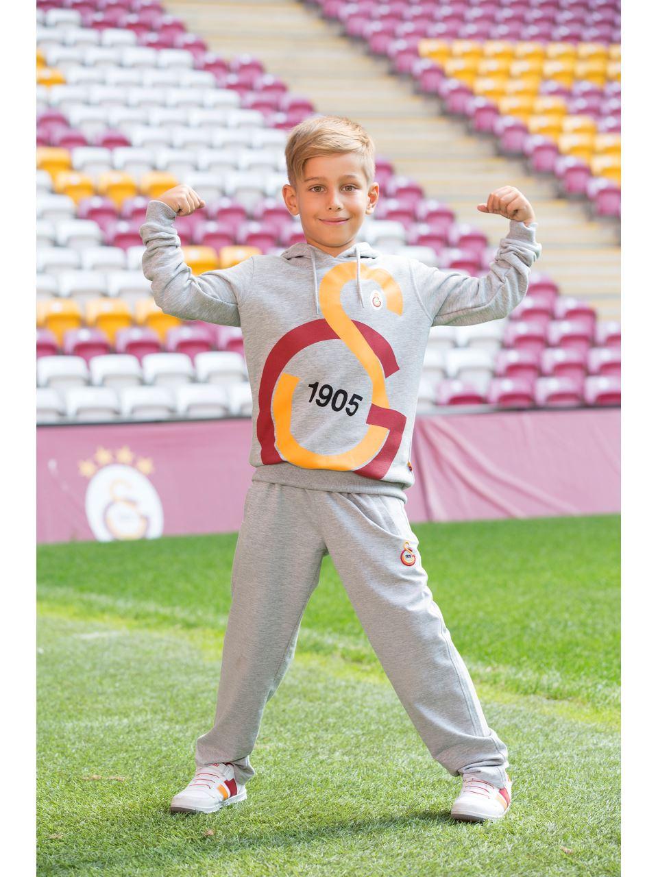 Galatasaray Çocuk Büyük GS Logolu Sweatshirt C88016