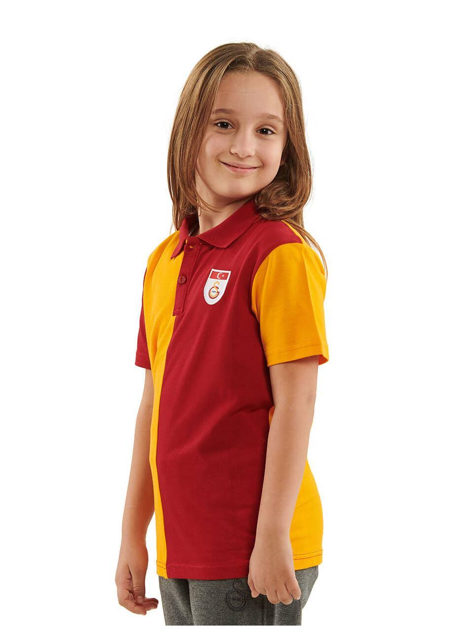 Galatasaray Çocuk Metin Oktay Polo T-shirt C88084