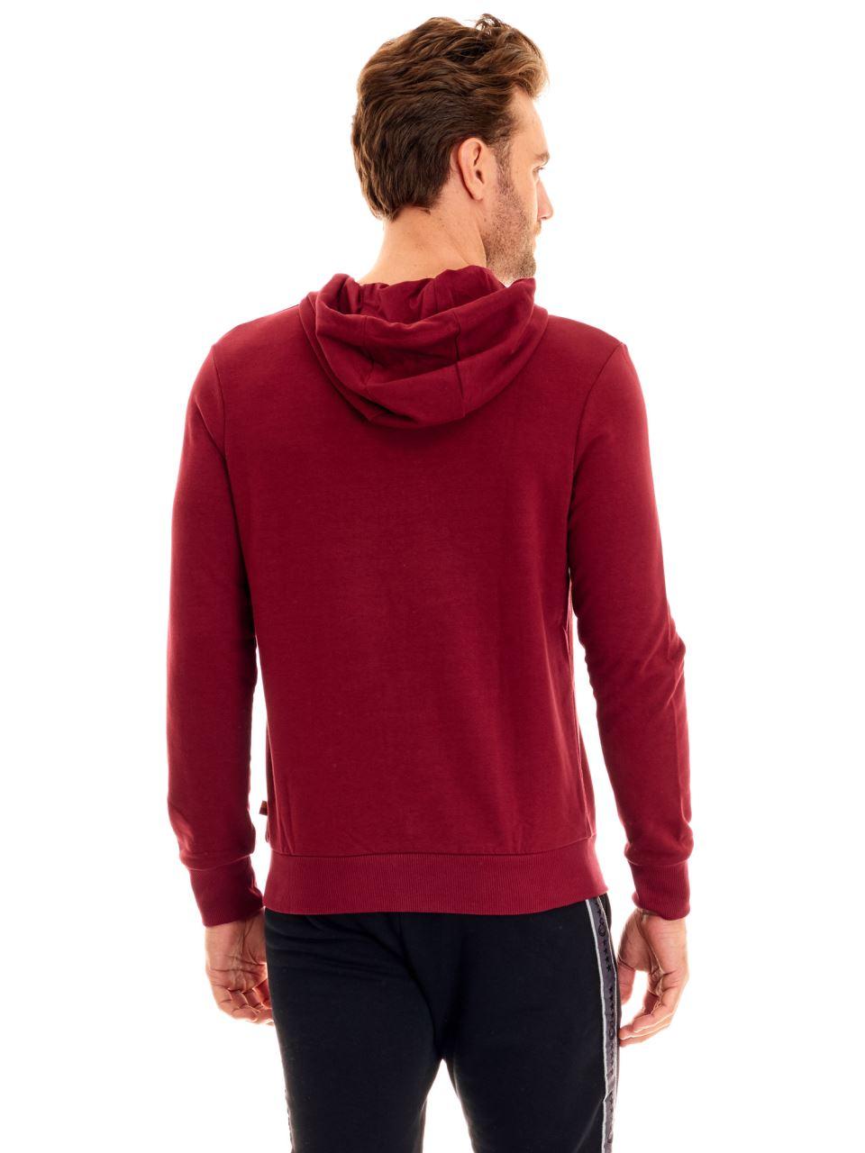 E77029 Fermuarlı Sweatshirt