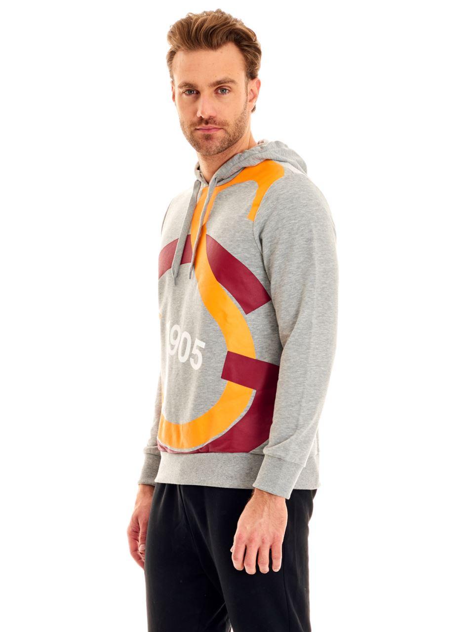 Galatasaray Erkek Büyük GS Logolu Sweatshirt E88091