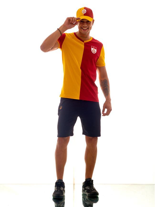 Galatasaray Erkek  Metin Oktay T-Shirt E88098