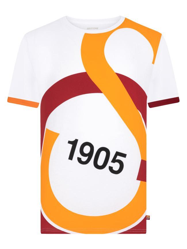E88138 GS BÜYÜK LOGOLU TEE