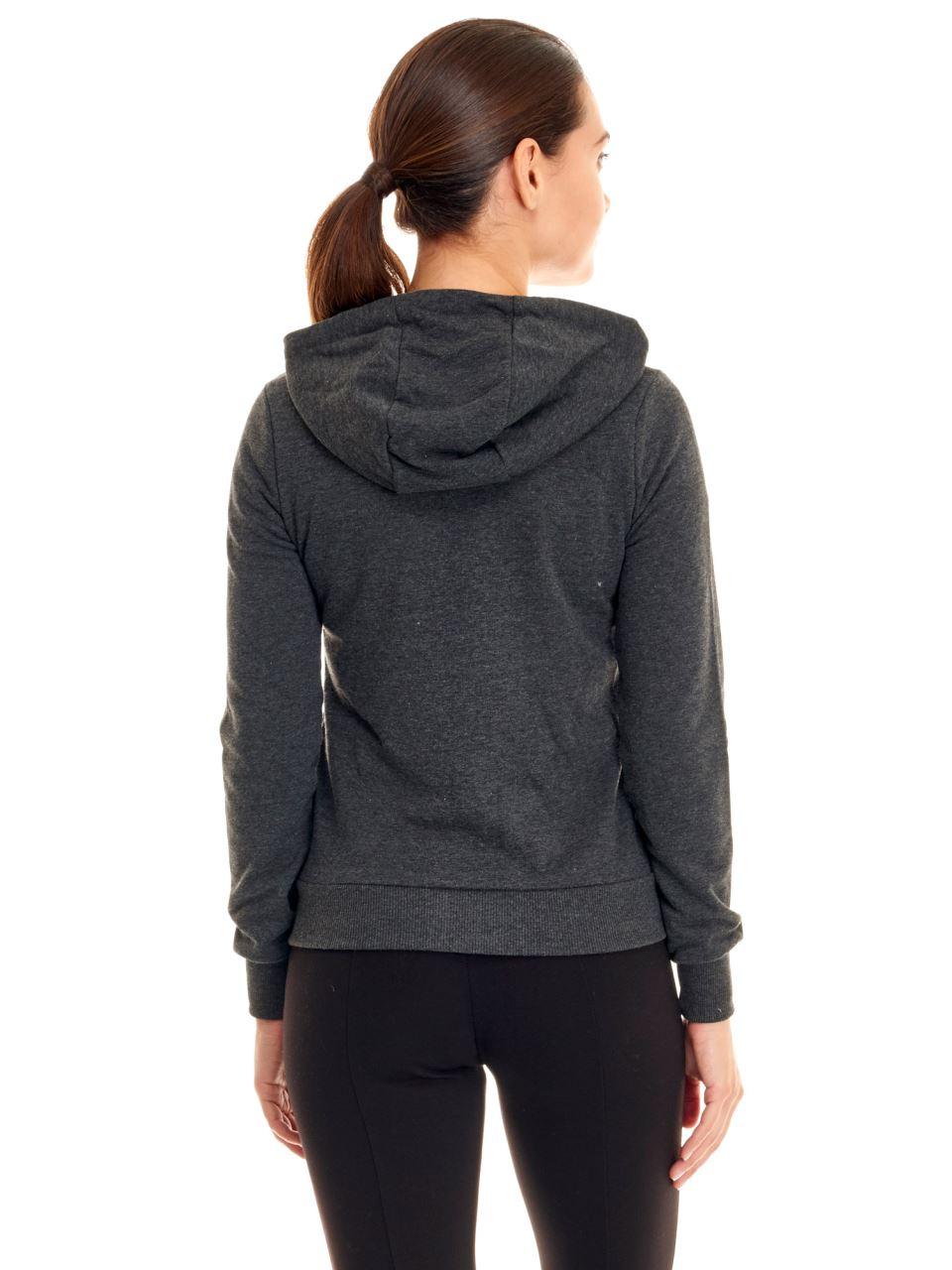 K77040 Fermuarlı Sweatshirt