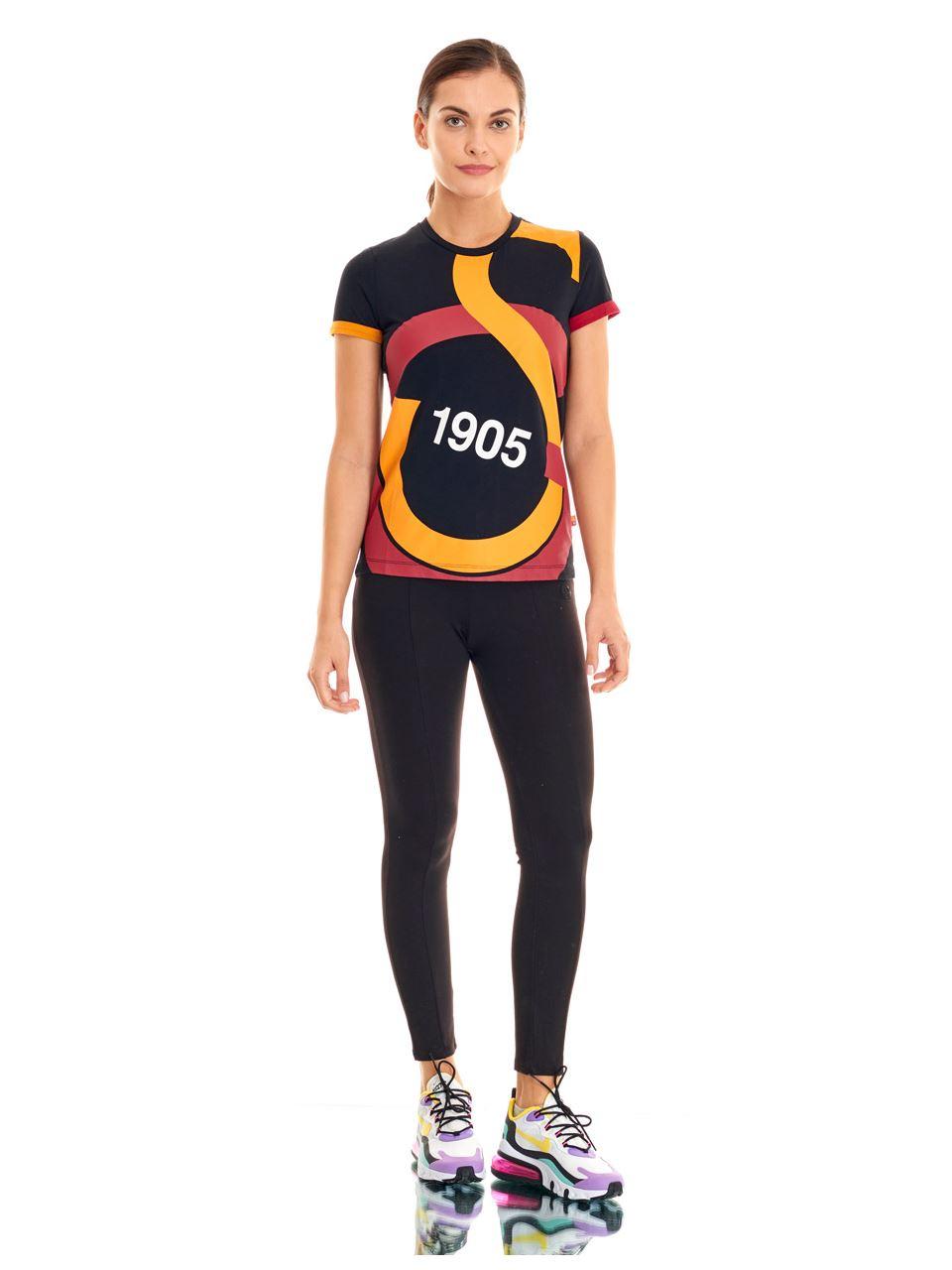 Galatasaray Kadın Büyük GS Logolu T-Shirt K88140