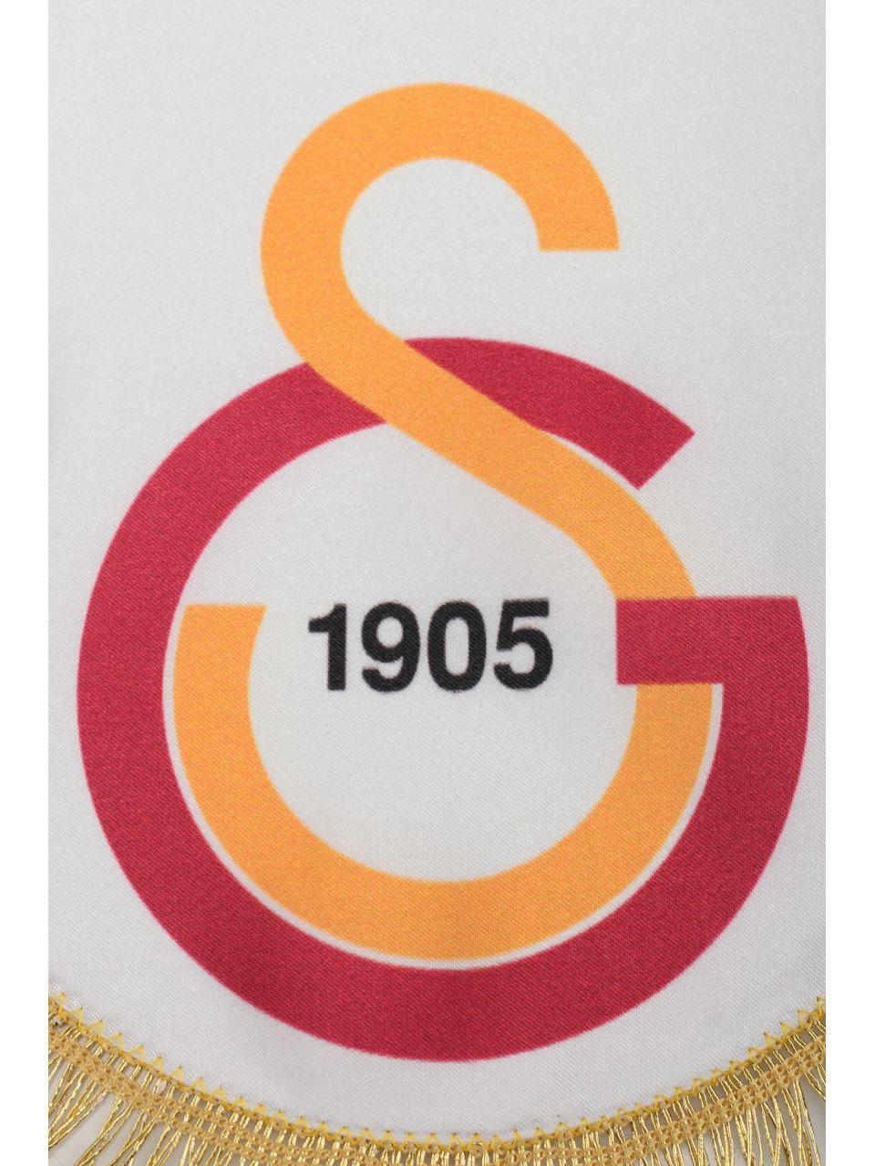 Galatasaray Metin Oktay Üçgen Taktim Bayrağı U88070 20*25