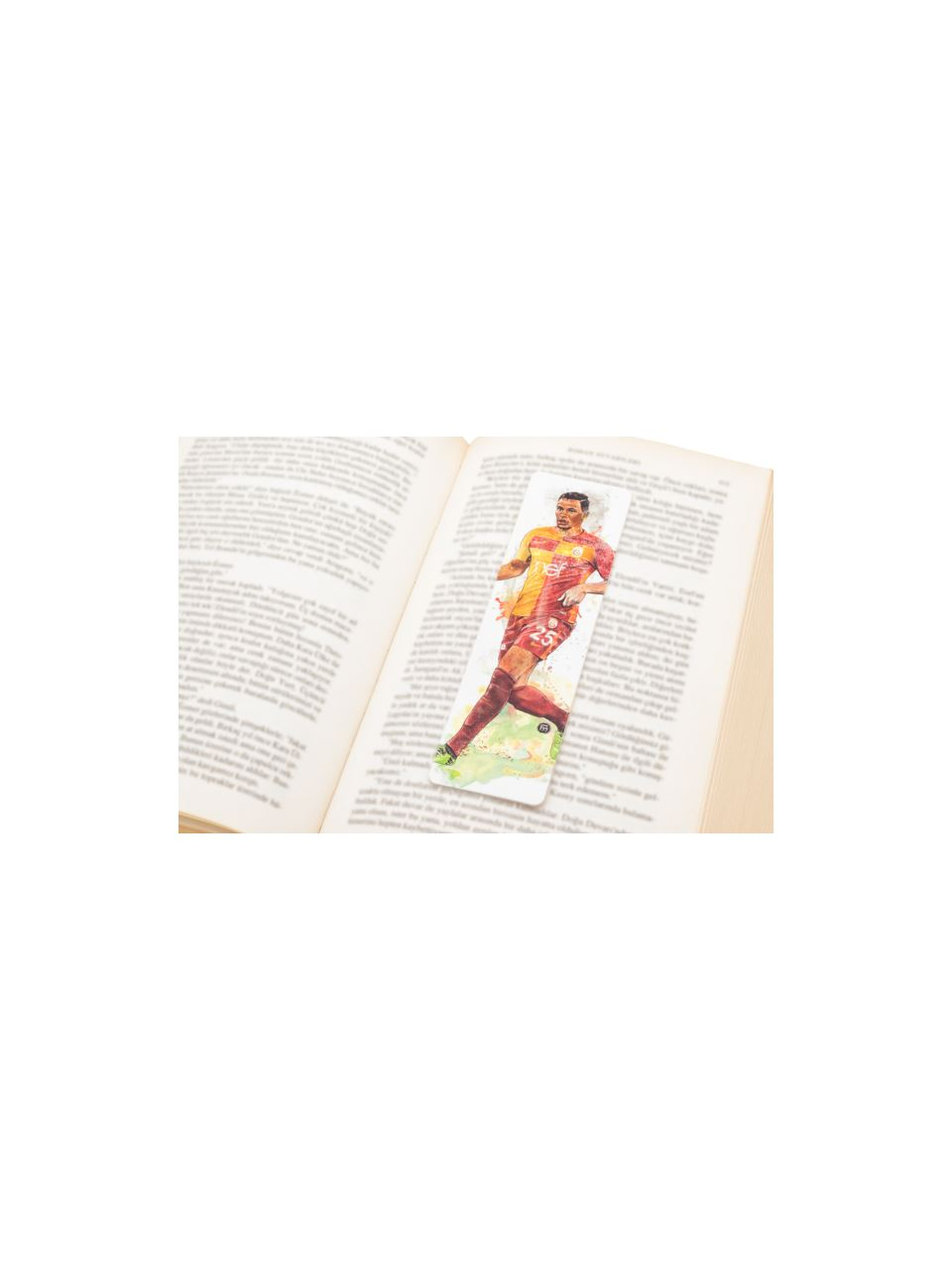U88127 Fernando Standart Kitap Ayracı