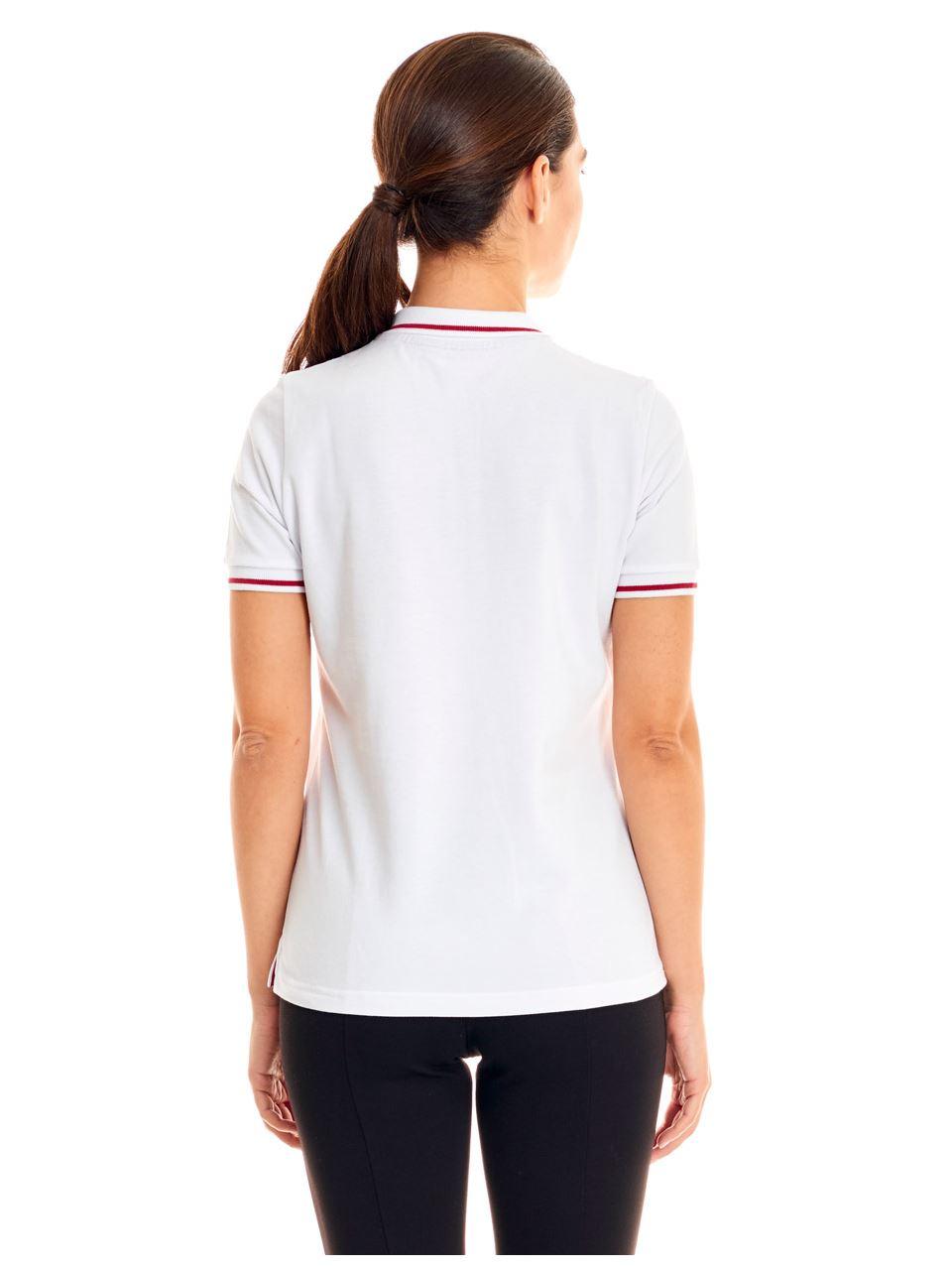 Galatasaray Polo Yaka Kadın T-shirt K191202