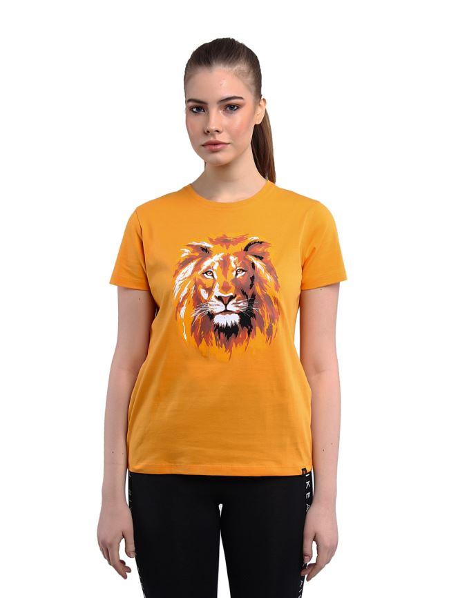 Galatasaray Kadın Aslan T-shirt K201072