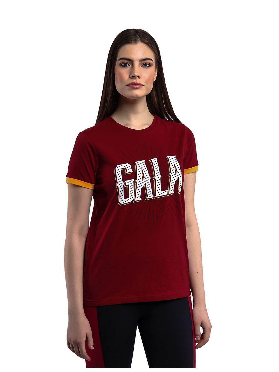 GALATASARAY KADIN  GALA T-SHIRT K201098