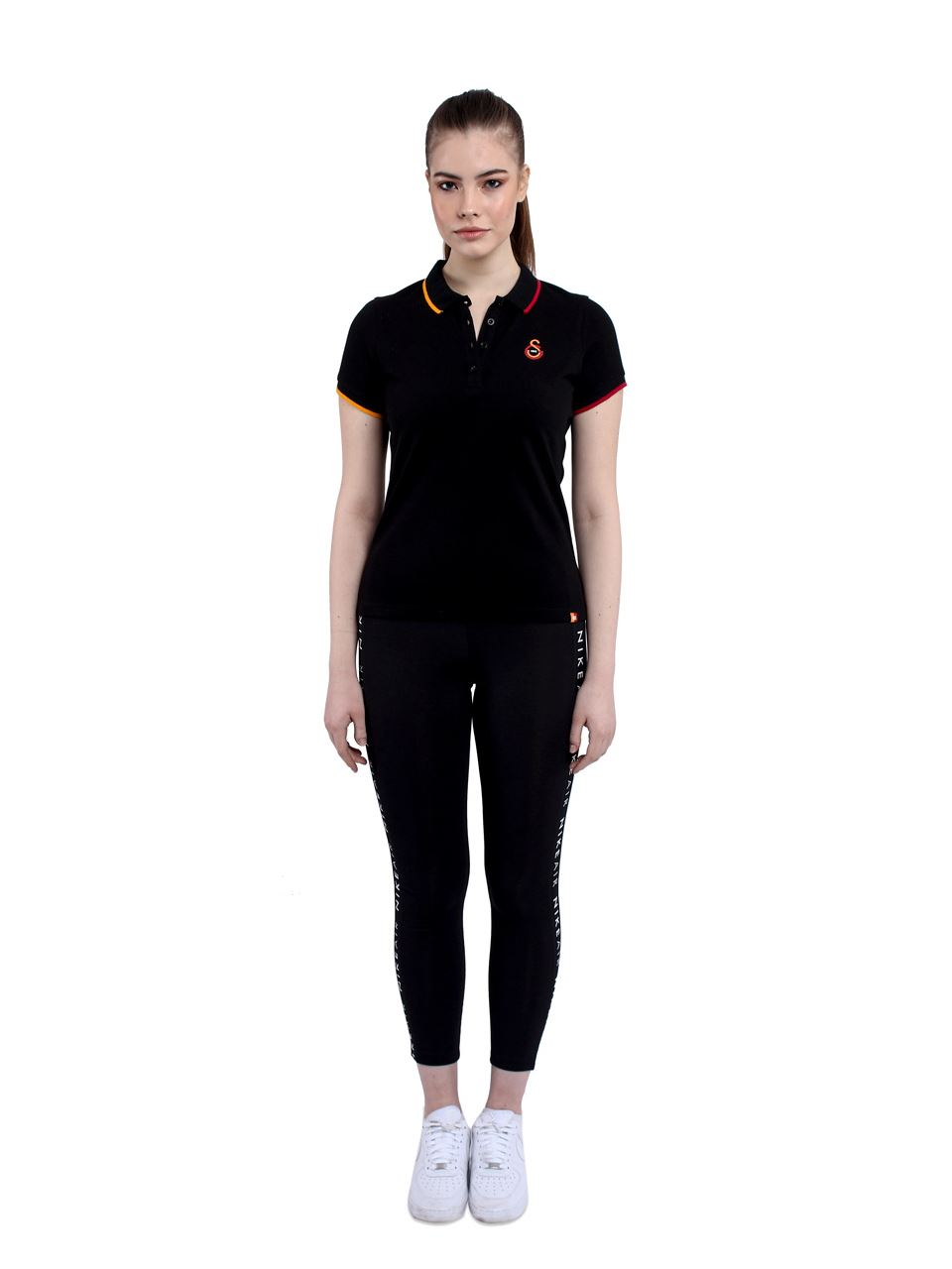 GALATASARAY KADIN  POLO T-SHİRT K201141