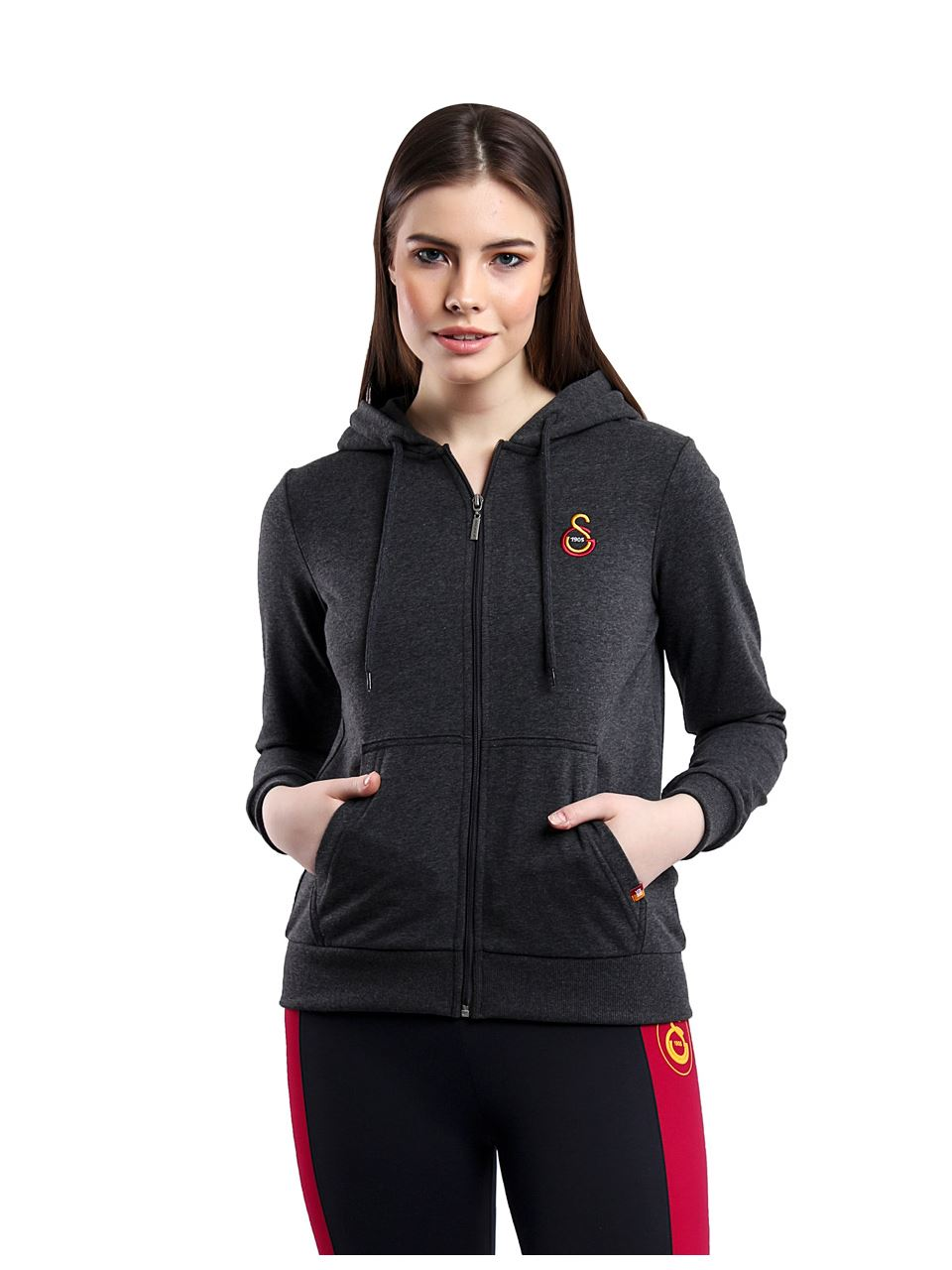 GALATASARAY KADIN  BASIC SWEATSHİRT K201218