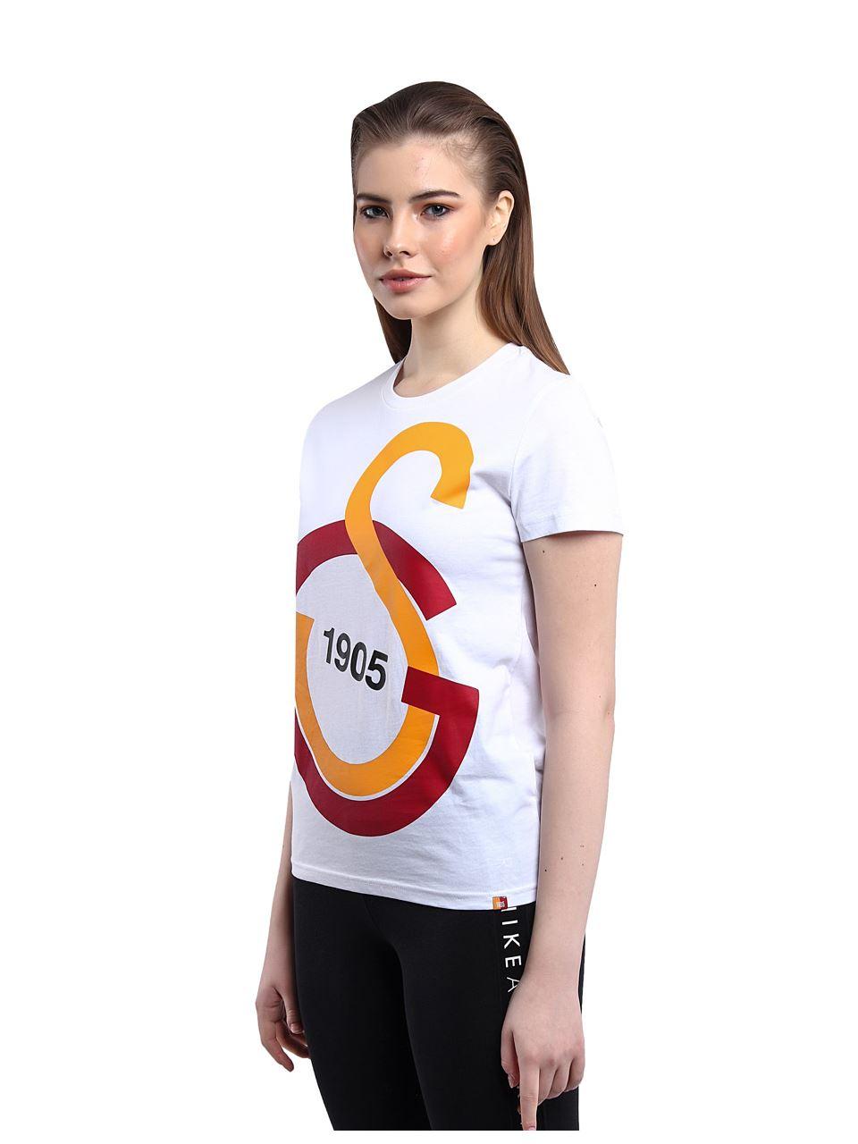 Galatasaray Kadın Büyük GS Logolu T-Shirt K88151