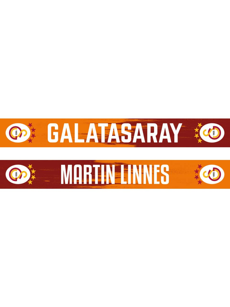 MARTIN LINNES GALATASARAY ŞAL ATKI U999003
