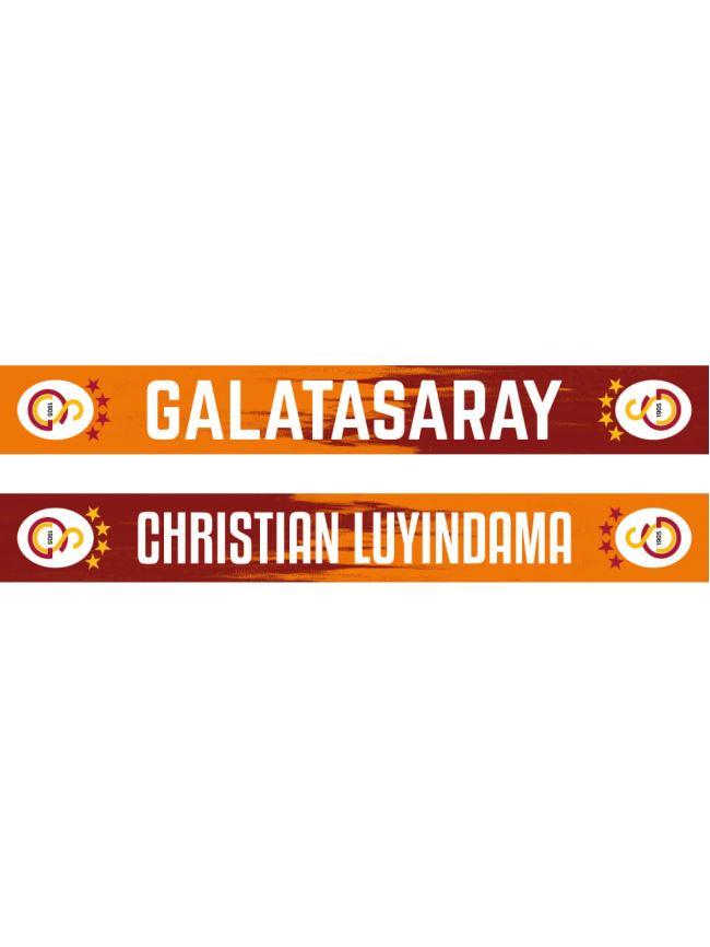 Christian Luyindama Galatasaray Şal Atkı U999012