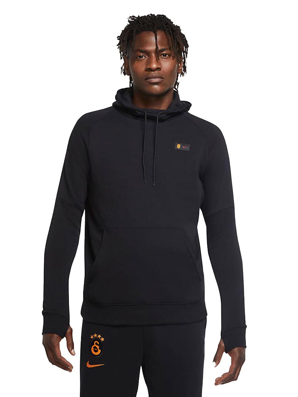 Nike Galatasaray Erkek Kapüşonlu Sweatshirt Ci9535-010