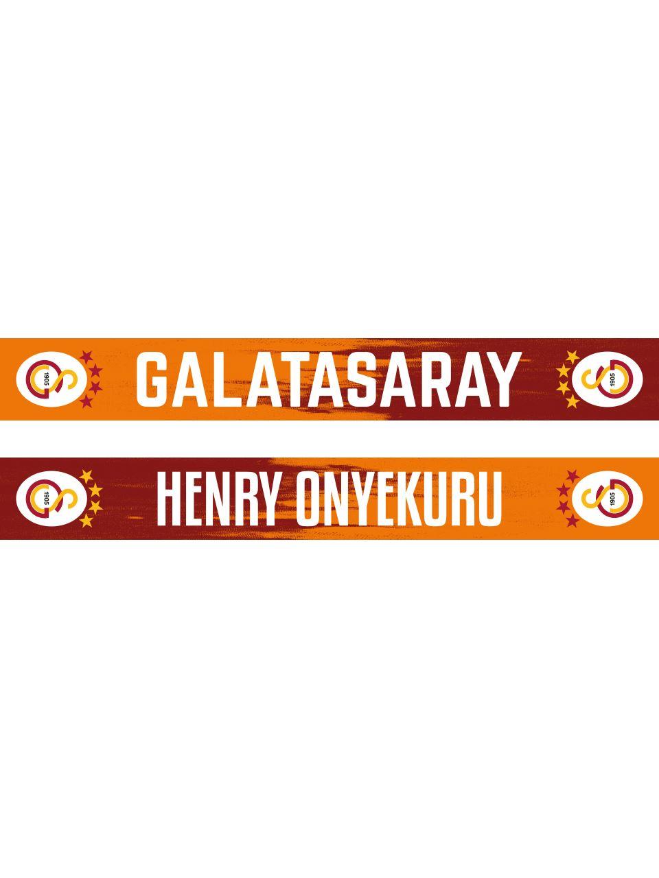 Henry Onyekuru Galatasaray Şal Atkı U999023