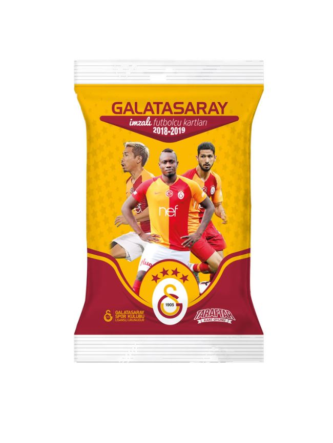 U191-ODY002 GS 2018-19 Sezon Taraftar Kartları TEKLİ Paket