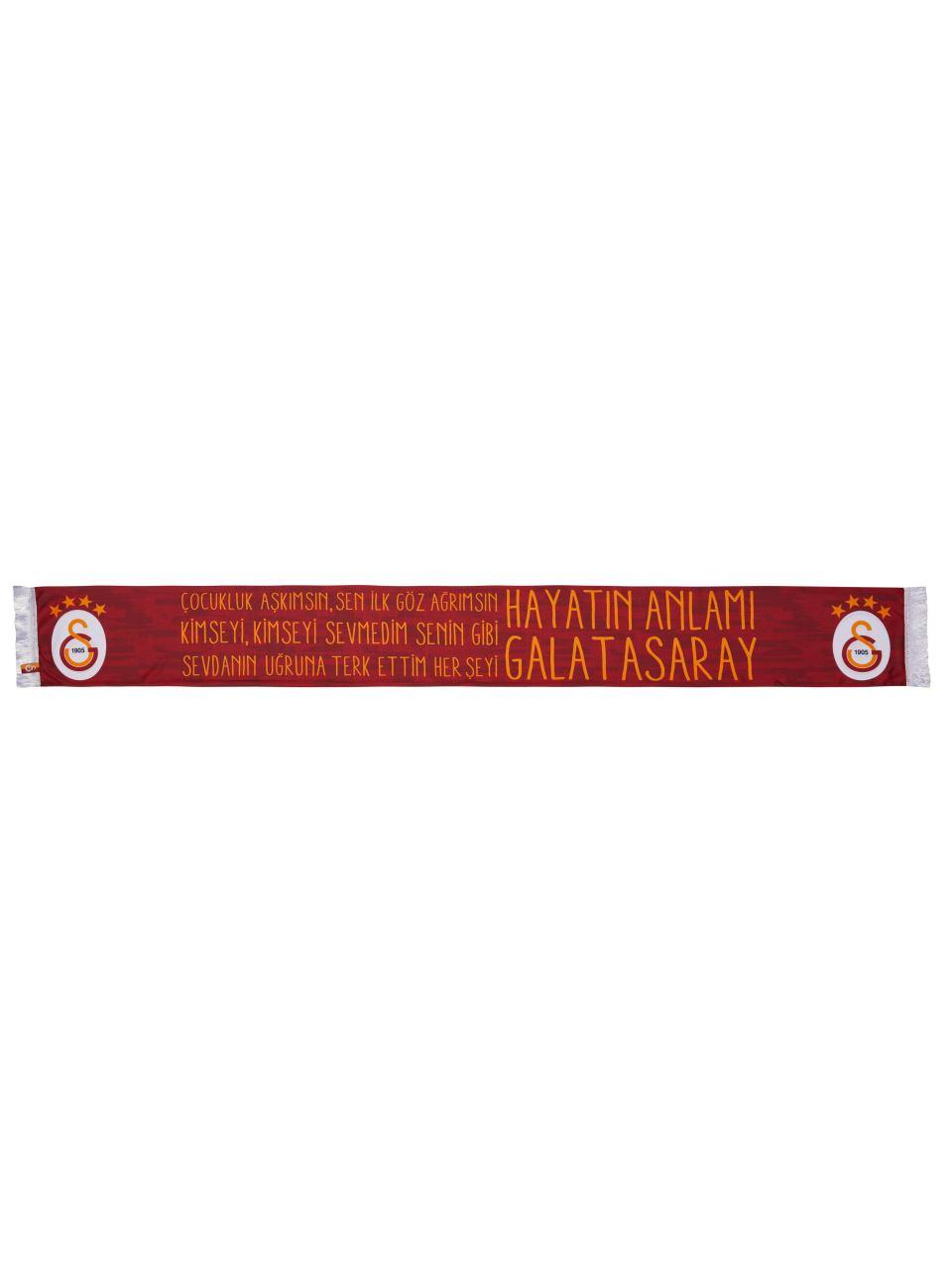 Galatasaray Unisex Şal Atkı U191150