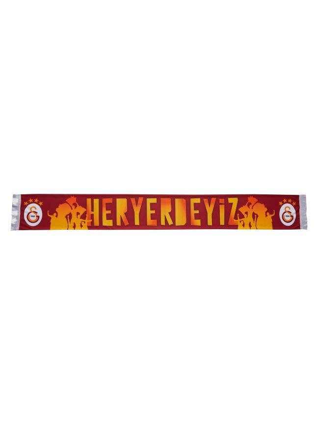 Galatasaray Unisex Şal Atkı U191152